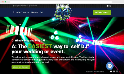 Plug and Play DJ Screen Shot